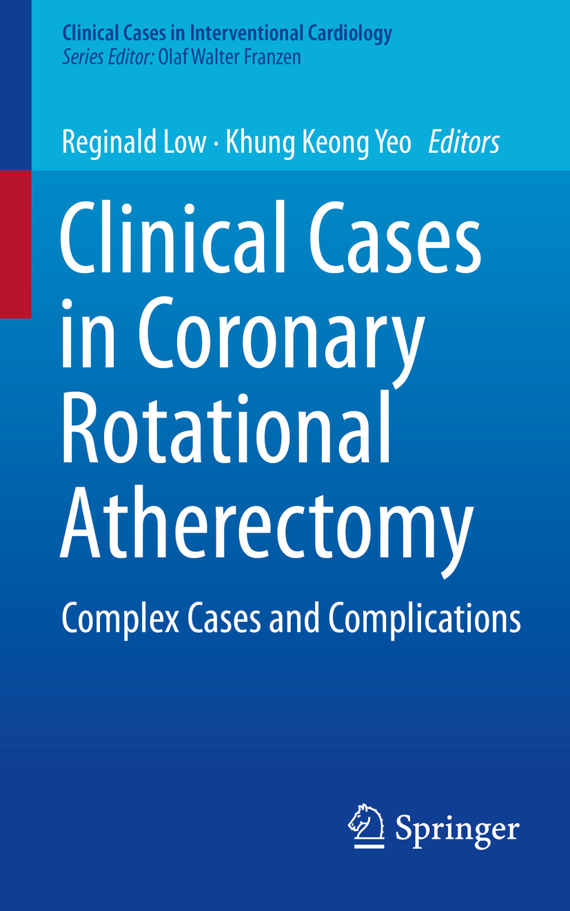 Low, Reginald - Clinical Cases in Coronary Rotational Atherectomy, ebook