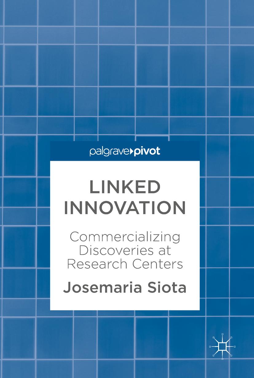 Siota, Josemaria - Linked Innovation, ebook