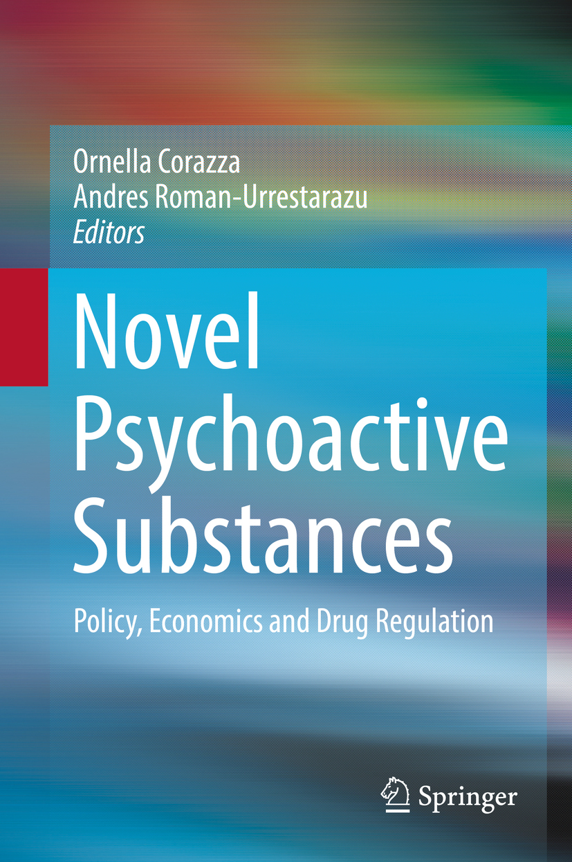 Corazza, Ornella - Novel Psychoactive Substances, ebook