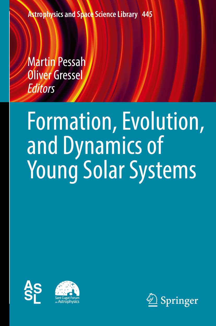 Gressel, Oliver - Formation, Evolution, and Dynamics of Young Solar Systems, ebook