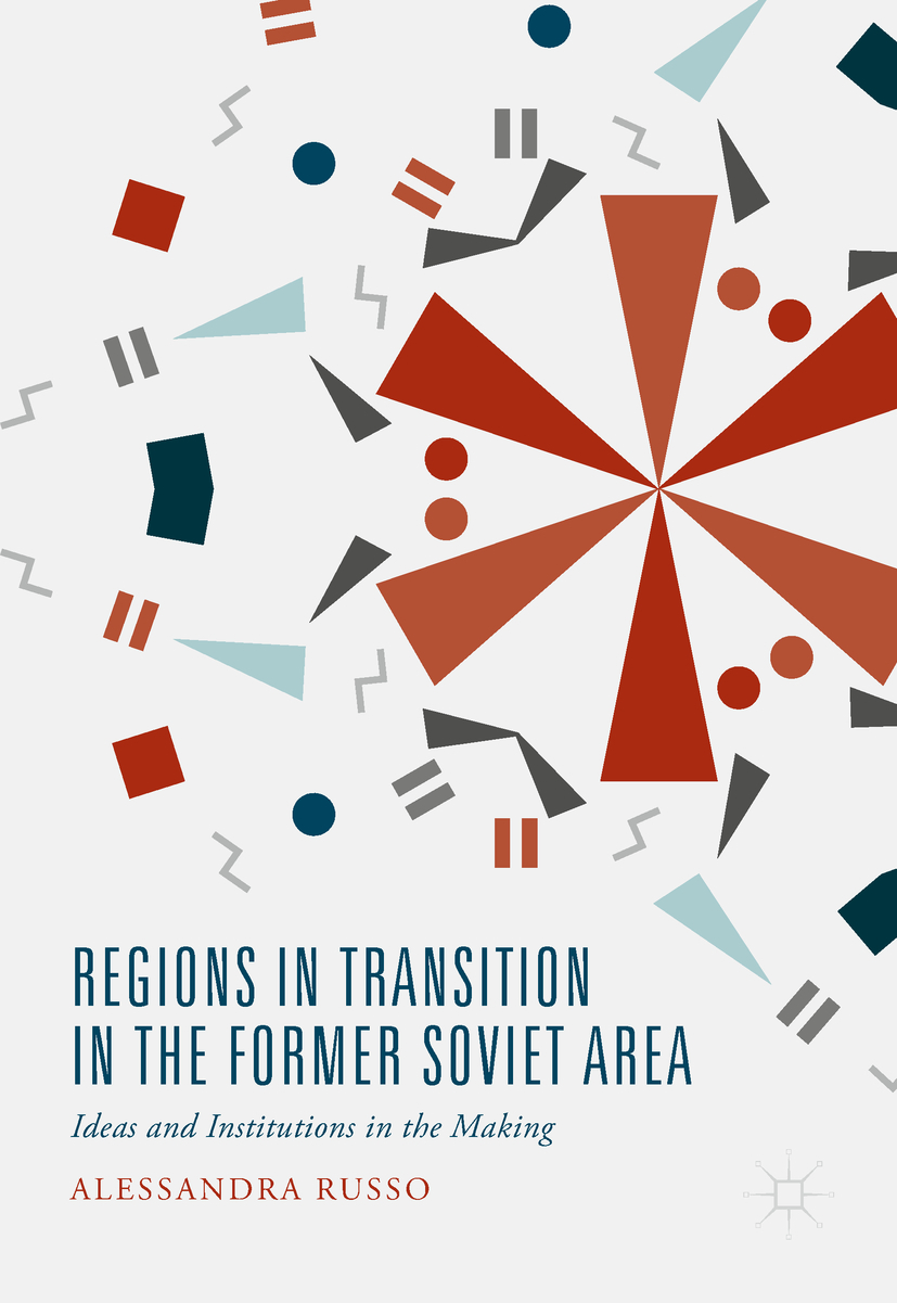Russo, Alessandra - Regions in Transition in the Former Soviet Area, ebook