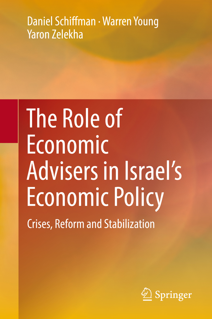Schiffman, Daniel - The Role of Economic Advisers in Israel's Economic Policy, ebook