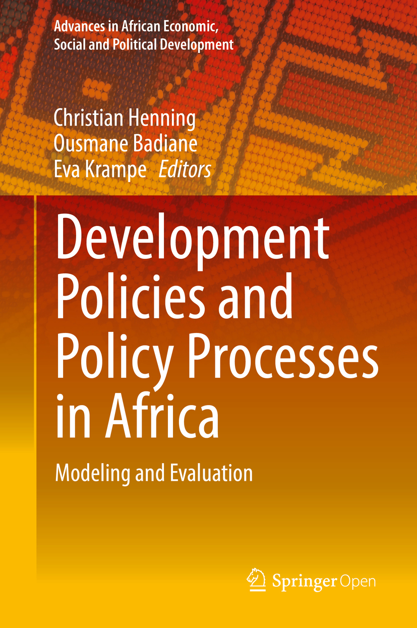 Badiane, Ousmane - Development Policies and Policy Processes in Africa, ebook
