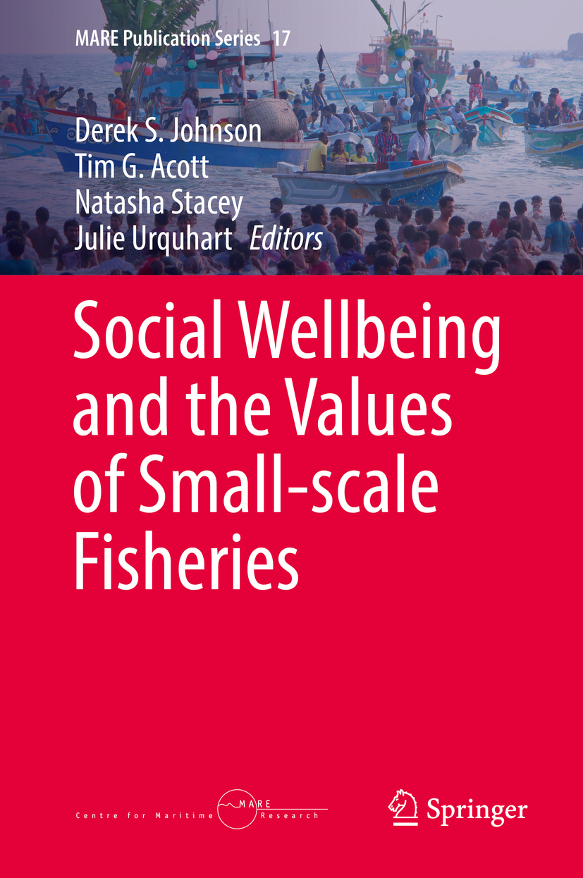 Acott, Tim G. - Social Wellbeing and the Values of Small-scale Fisheries, ebook