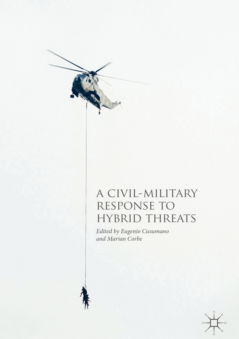Corbe, Marian - A Civil-Military Response to Hybrid Threats, ebook