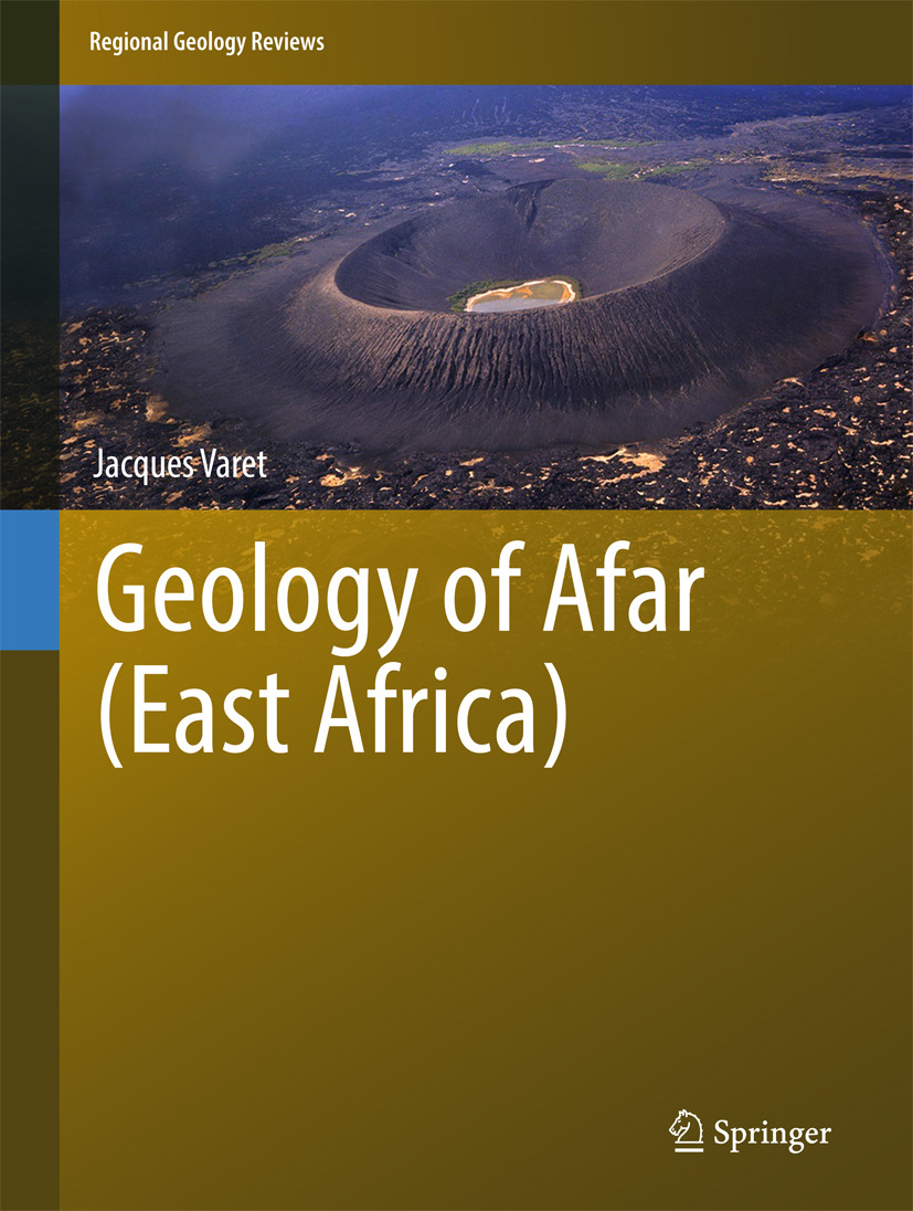 Varet, Jacques - Geology of Afar (East Africa), e-bok