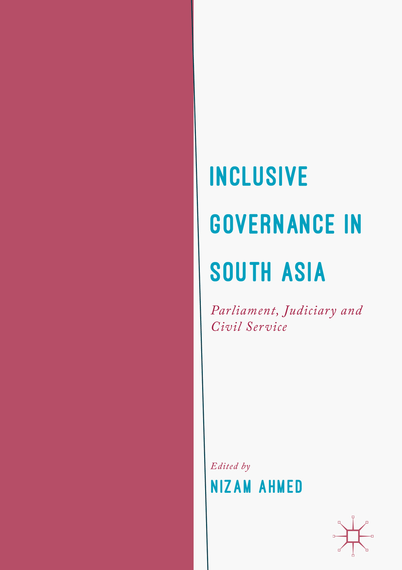 Ahmed, Nizam - Inclusive Governance in South Asia, ebook