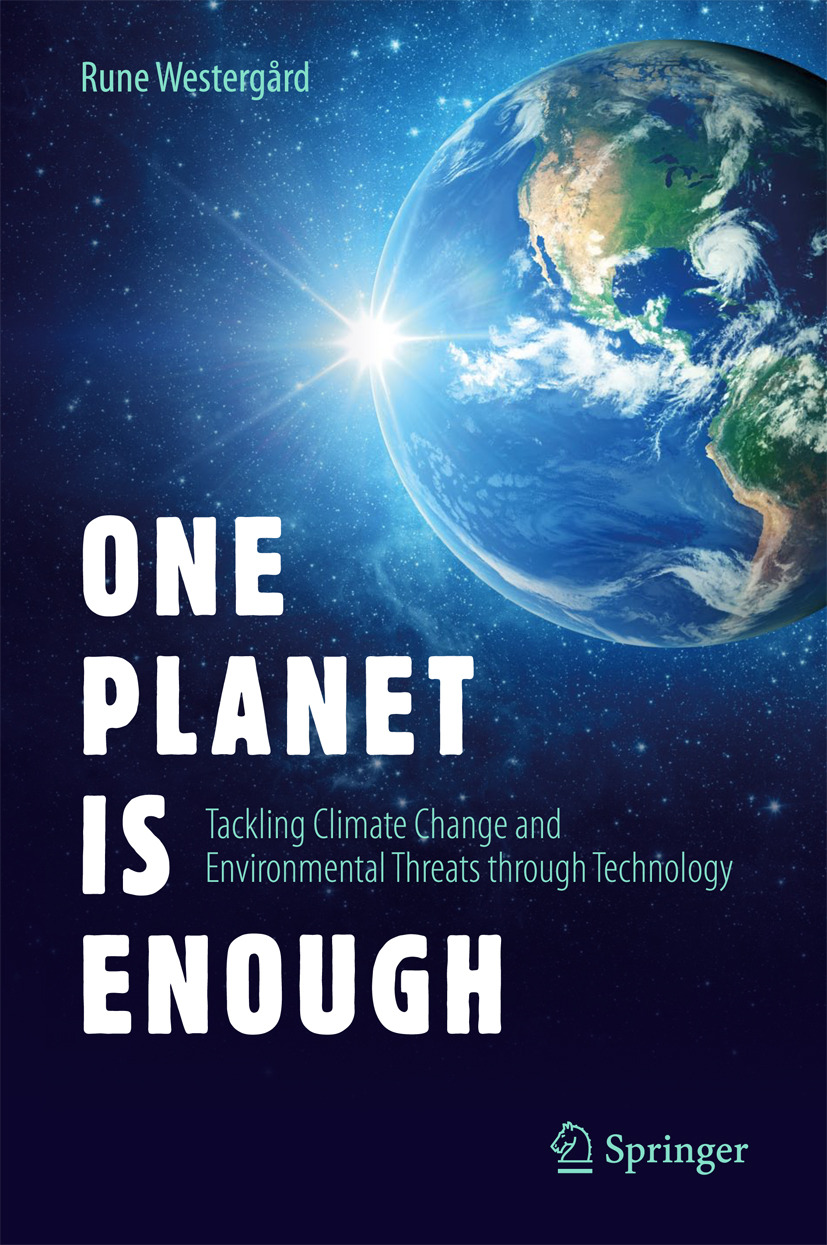 Westergård, Rune - One Planet Is Enough, e-bok