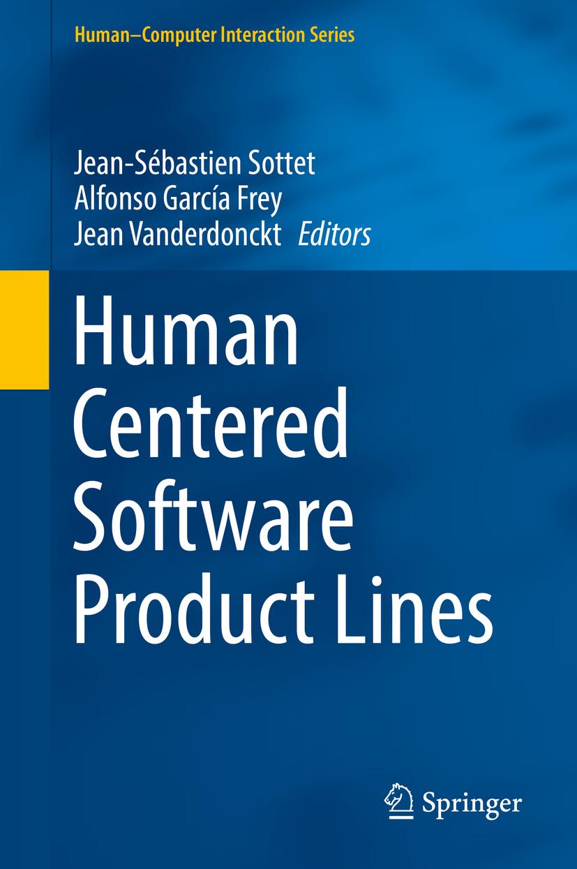 Frey, Alfonso García - Human Centered Software Product Lines, ebook
