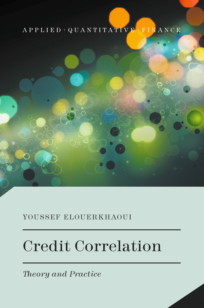 Elouerkhaoui, Youssef - Credit Correlation, ebook