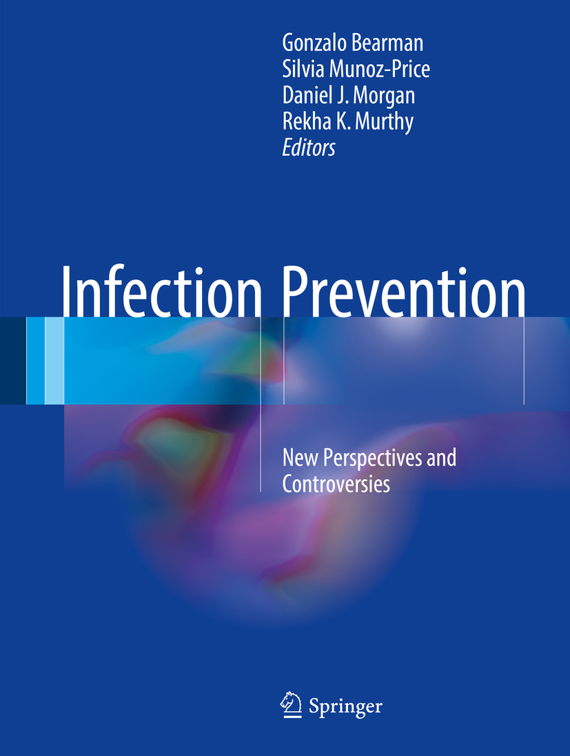 Bearman, Gonzalo - Infection Prevention, ebook