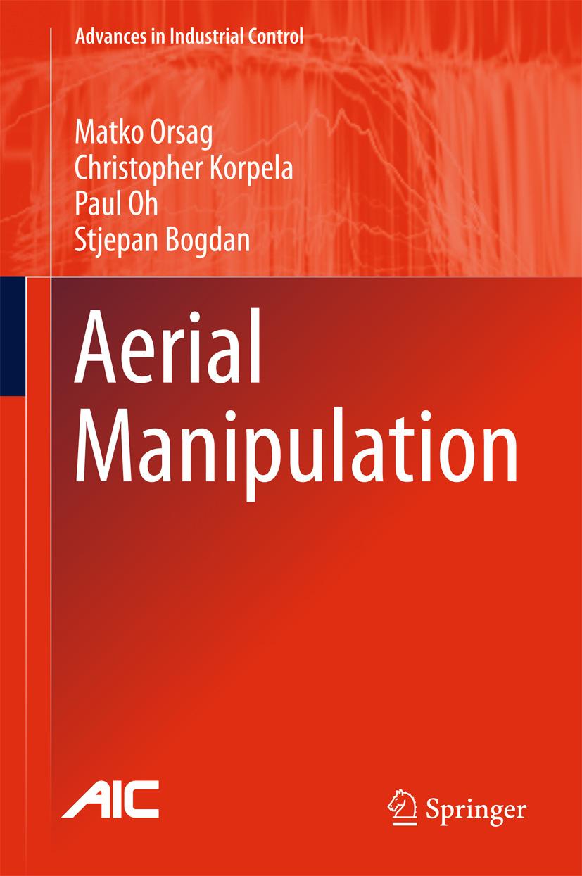 Bogdan, Stjepan - Aerial Manipulation, ebook