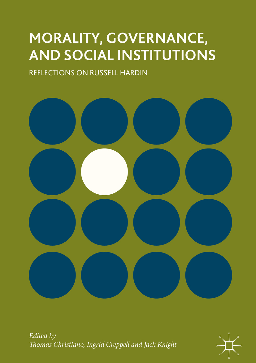 Christiano, Thomas - Morality, Governance, and Social Institutions, ebook