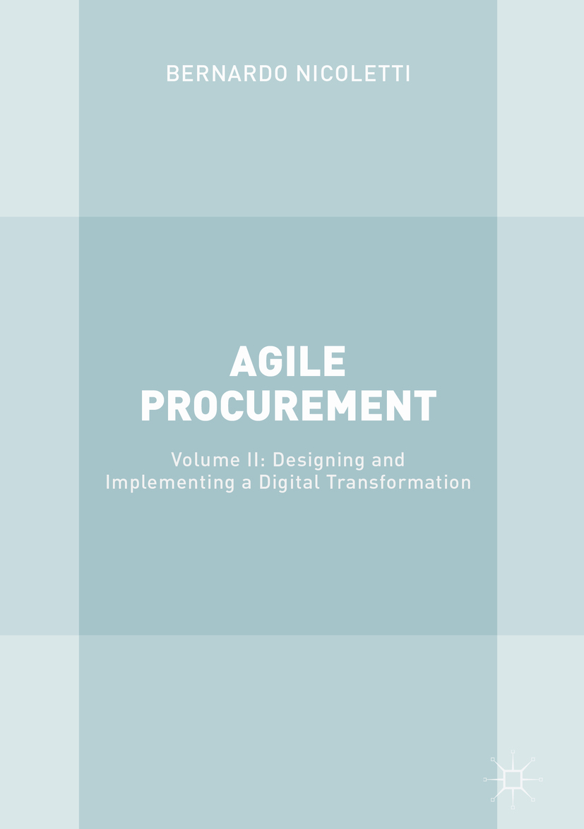 Nicoletti, Bernardo - Agile Procurement, ebook