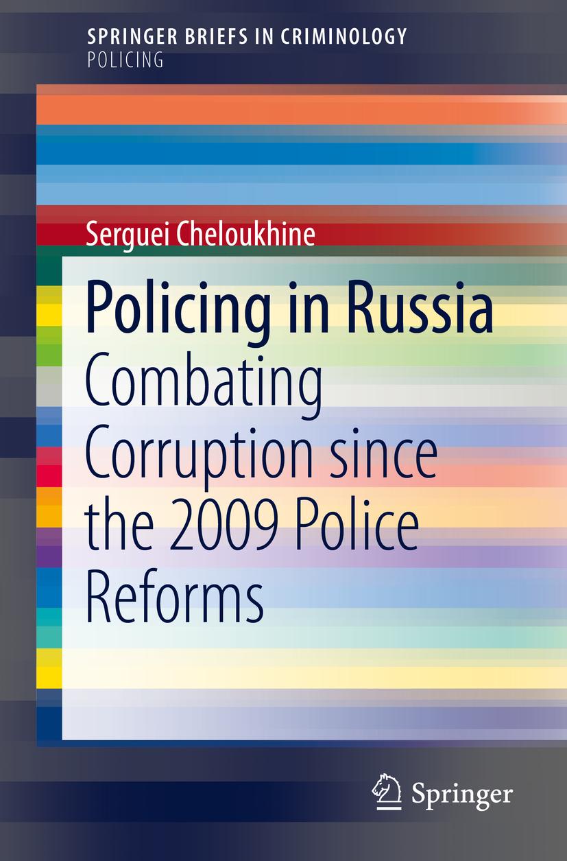 Cheloukhine, Serguei - Policing in Russia, ebook