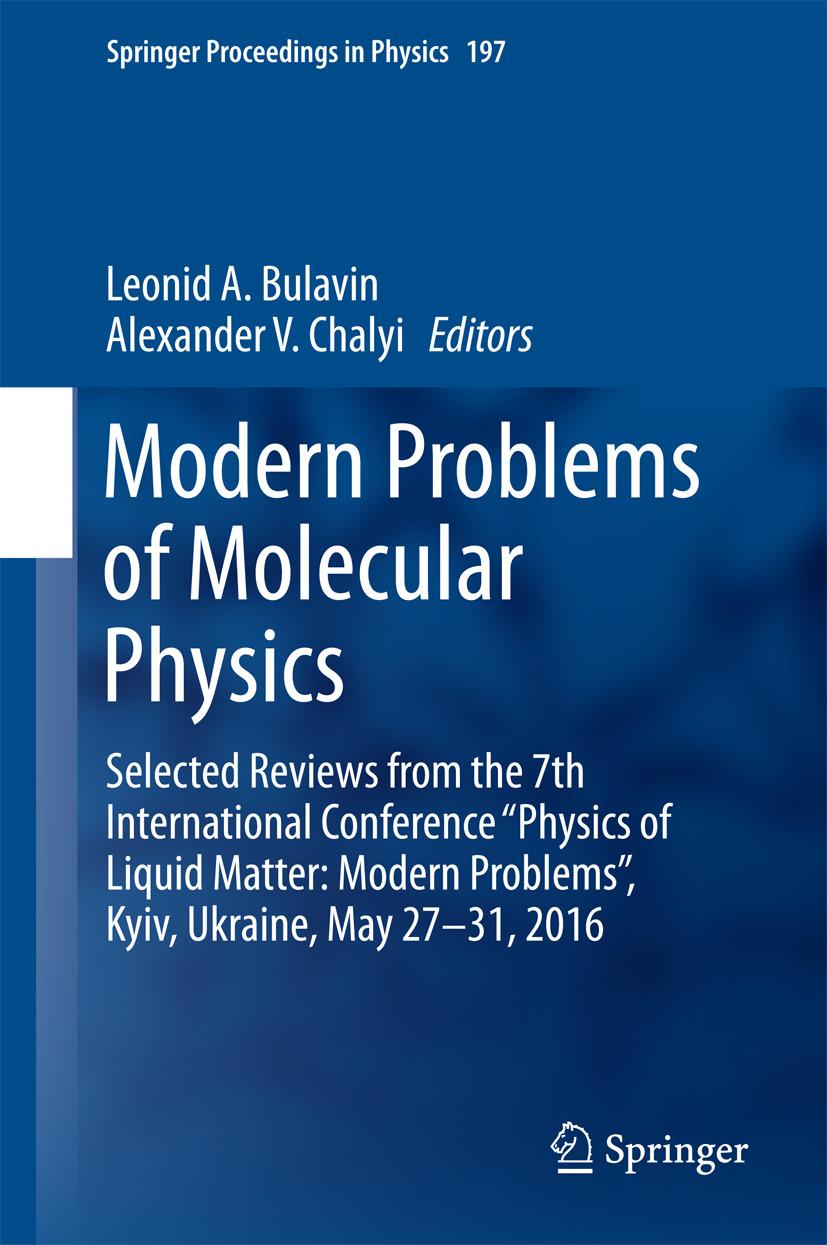Bulavin, Leonid A. - Modern Problems of Molecular Physics, ebook