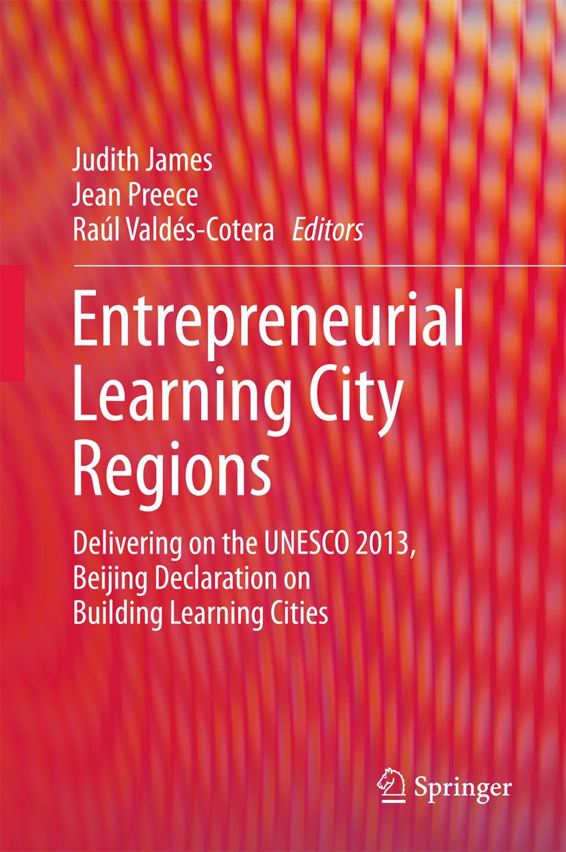 James, Judith - Entrepreneurial Learning City Regions, ebook