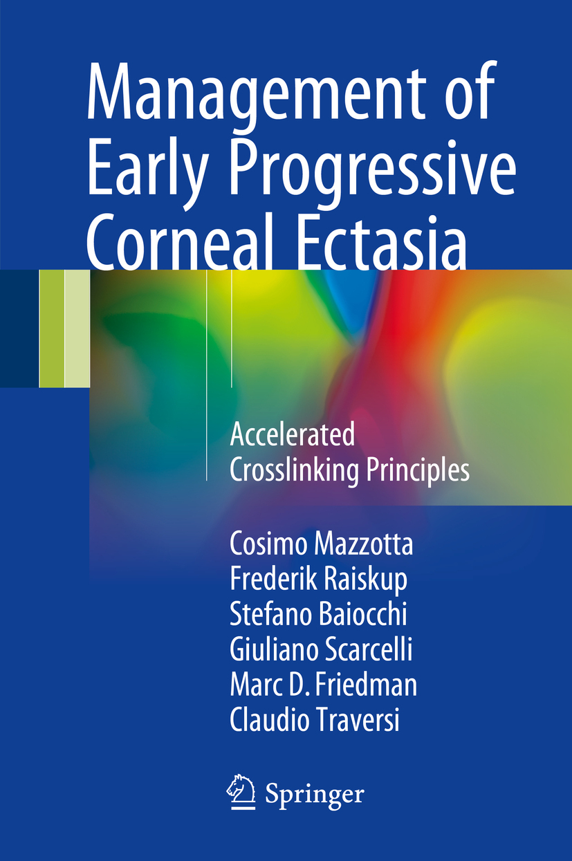 Baiocchi, Stefano - Management of Early Progressive Corneal Ectasia, ebook
