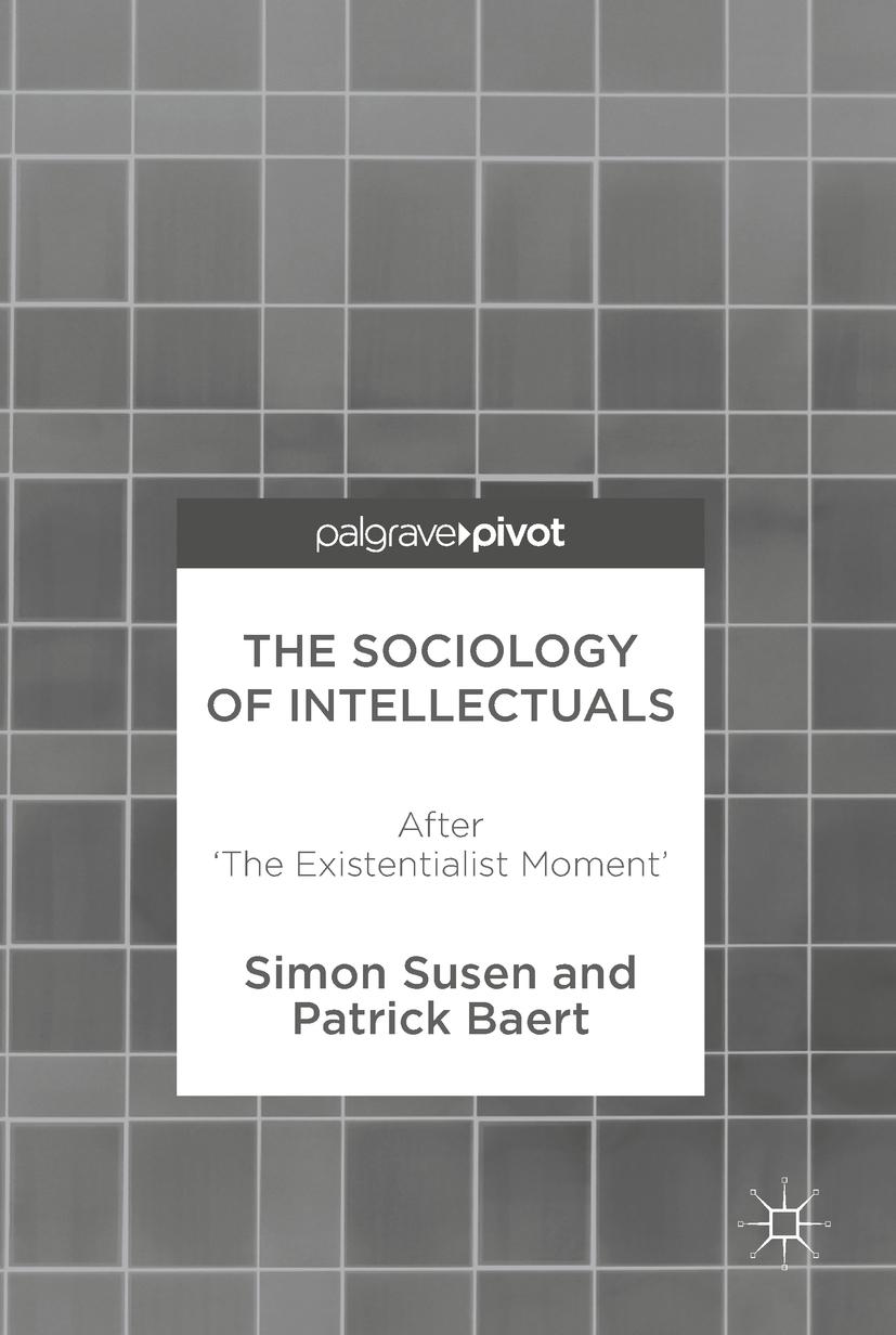 Baert, Patrick - The Sociology of Intellectuals, ebook