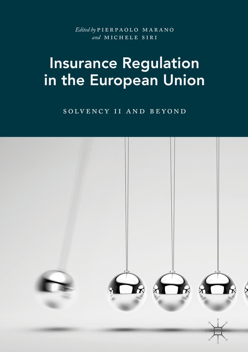 Marano, Pierpaolo - Insurance Regulation in the European Union, ebook