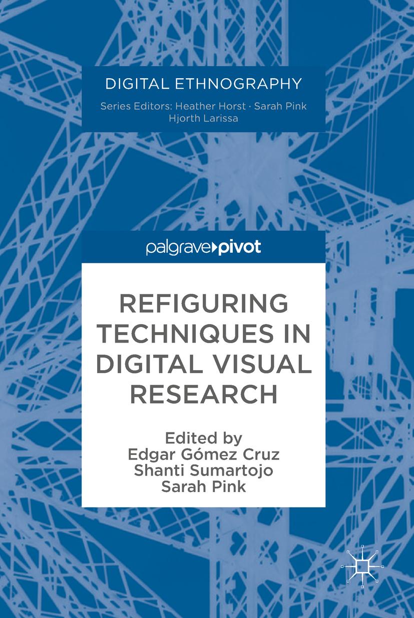 Cruz, Edgar Gómez - Refiguring Techniques in Digital Visual Research, ebook