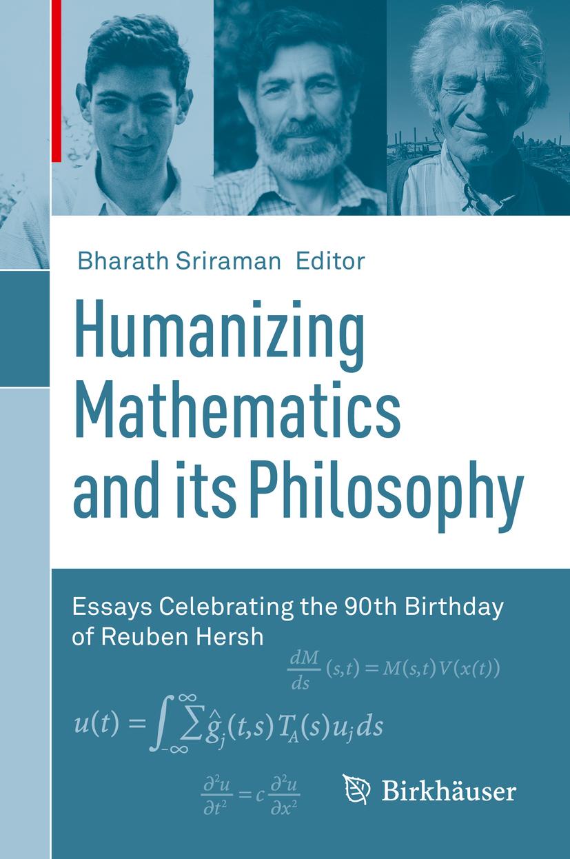 Sriraman, Bharath - Humanizing Mathematics and its Philosophy, ebook