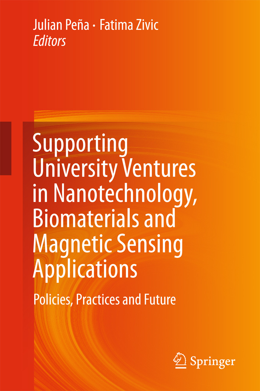 Dopazo, Julian Peña - Supporting University Ventures in Nanotechnology, Biomaterials and Magnetic Sensing Applications, ebook