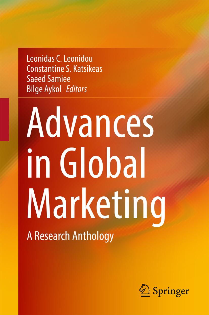 Aykol, Bilge - Advances in Global Marketing, ebook