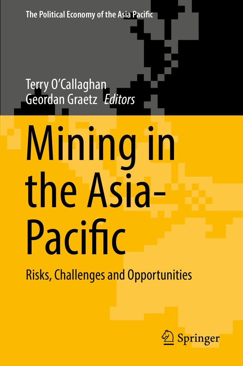 Graetz, Geordan - Mining in the Asia-Pacific, ebook
