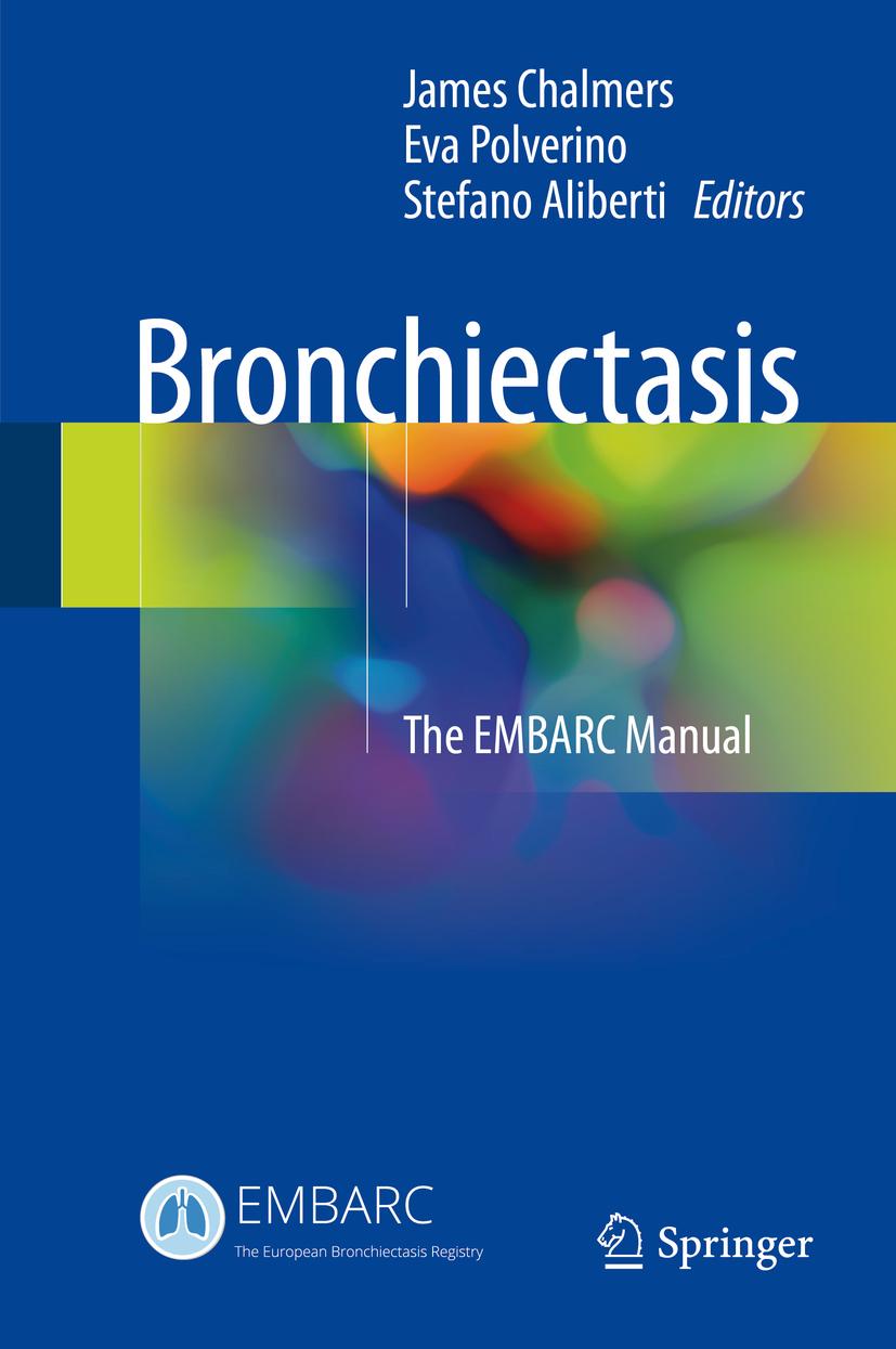 Aliberti, Stefano - Bronchiectasis, ebook