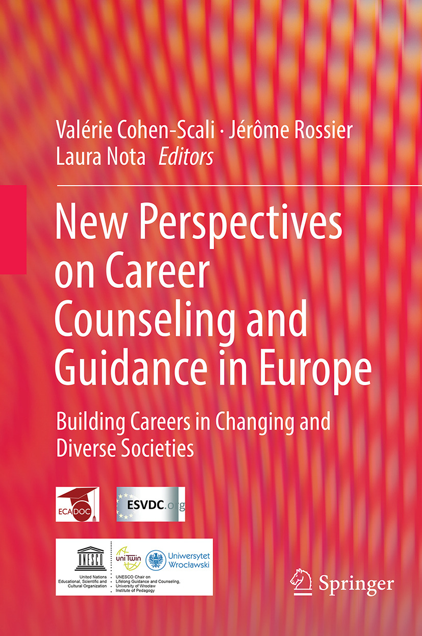Cohen-Scali, Valérie - New perspectives on career counseling and guidance in Europe, ebook