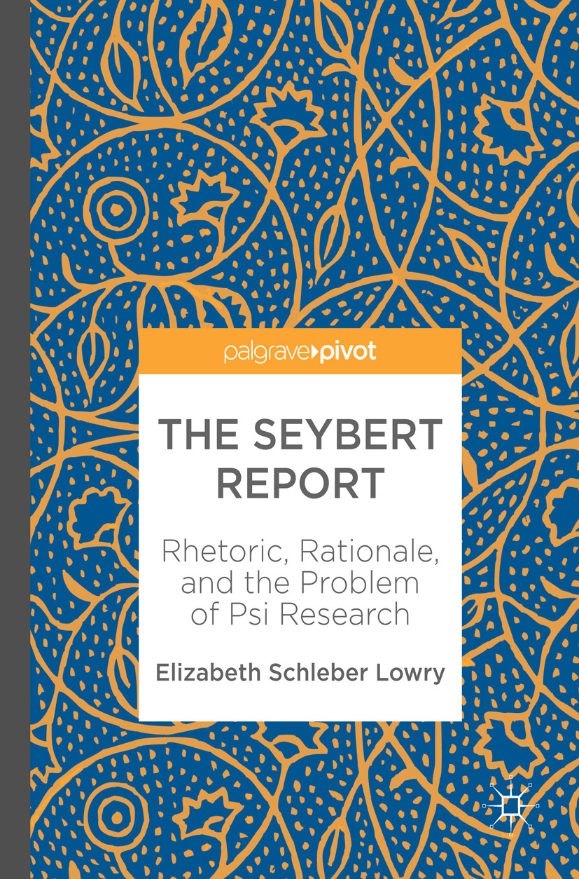 Lowry, Elizabeth Schleber - The Seybert Report, ebook