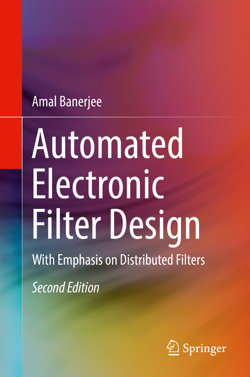 Banerjee, Amal - Automated Electronic Filter Design, ebook