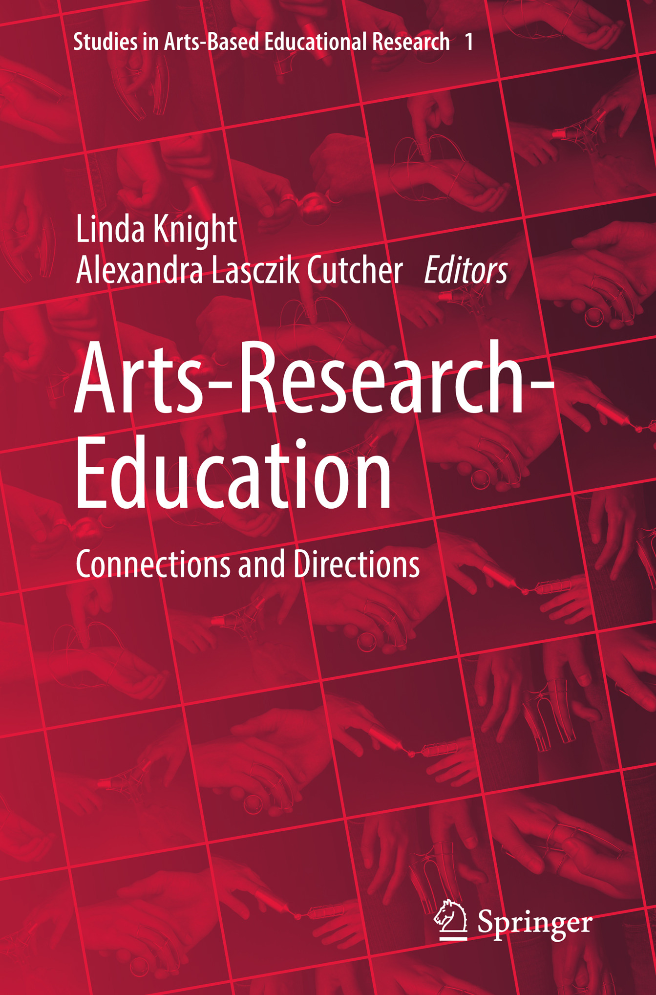 Cutcher, Alexandra Lasczik - Arts-Research-Education, ebook