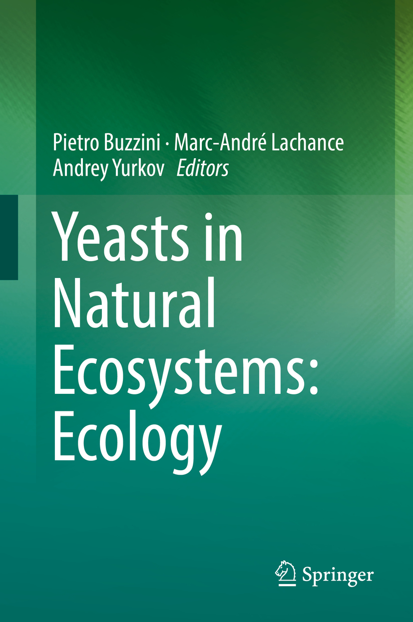 Buzzini, Pietro - Yeasts in Natural Ecosystems: Ecology, e-bok
