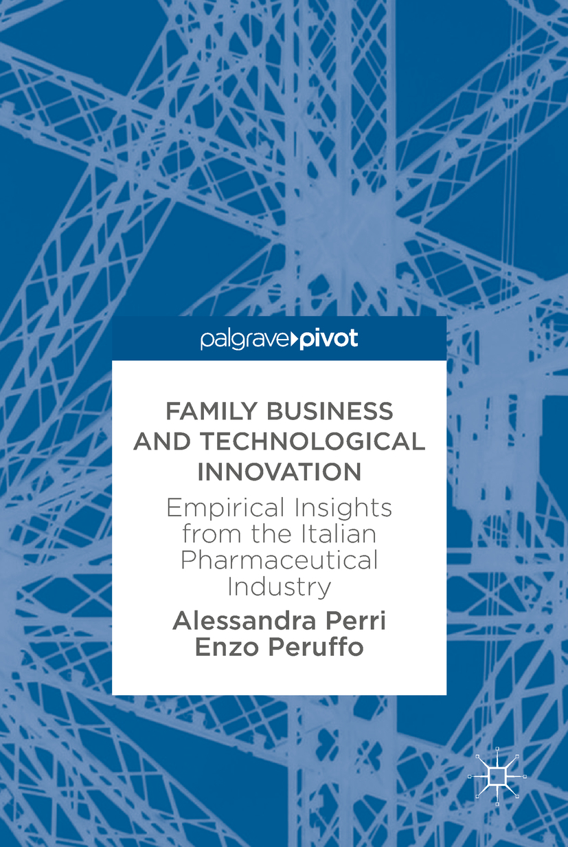 Perri, Alessandra - Family Business and Technological Innovation, ebook