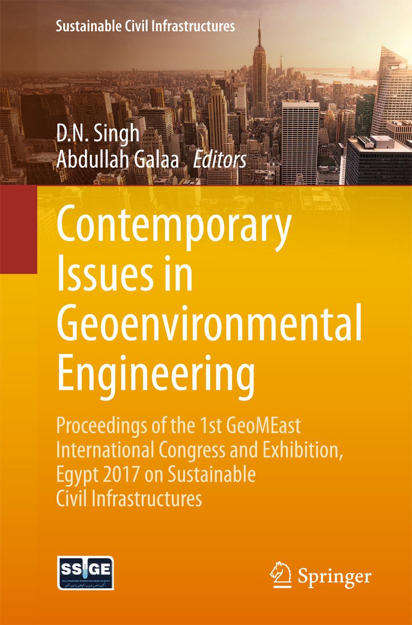 Galaa, Abdullah - Contemporary Issues in Geoenvironmental Engineering, ebook