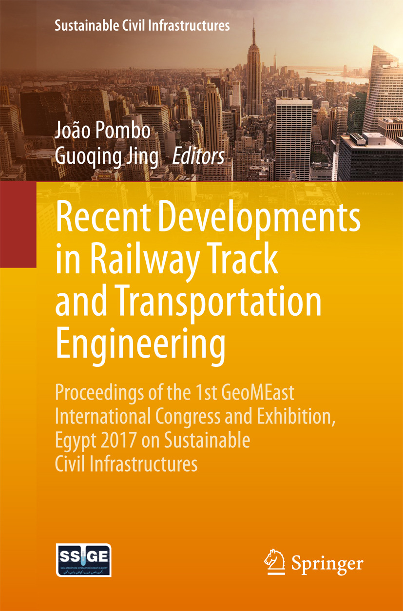 Jing, Guoqing - Recent Developments in Railway Track and Transportation Engineering, ebook
