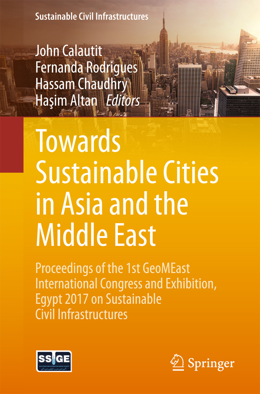 Altan, Haşim - Towards Sustainable Cities in Asia and the Middle East, ebook
