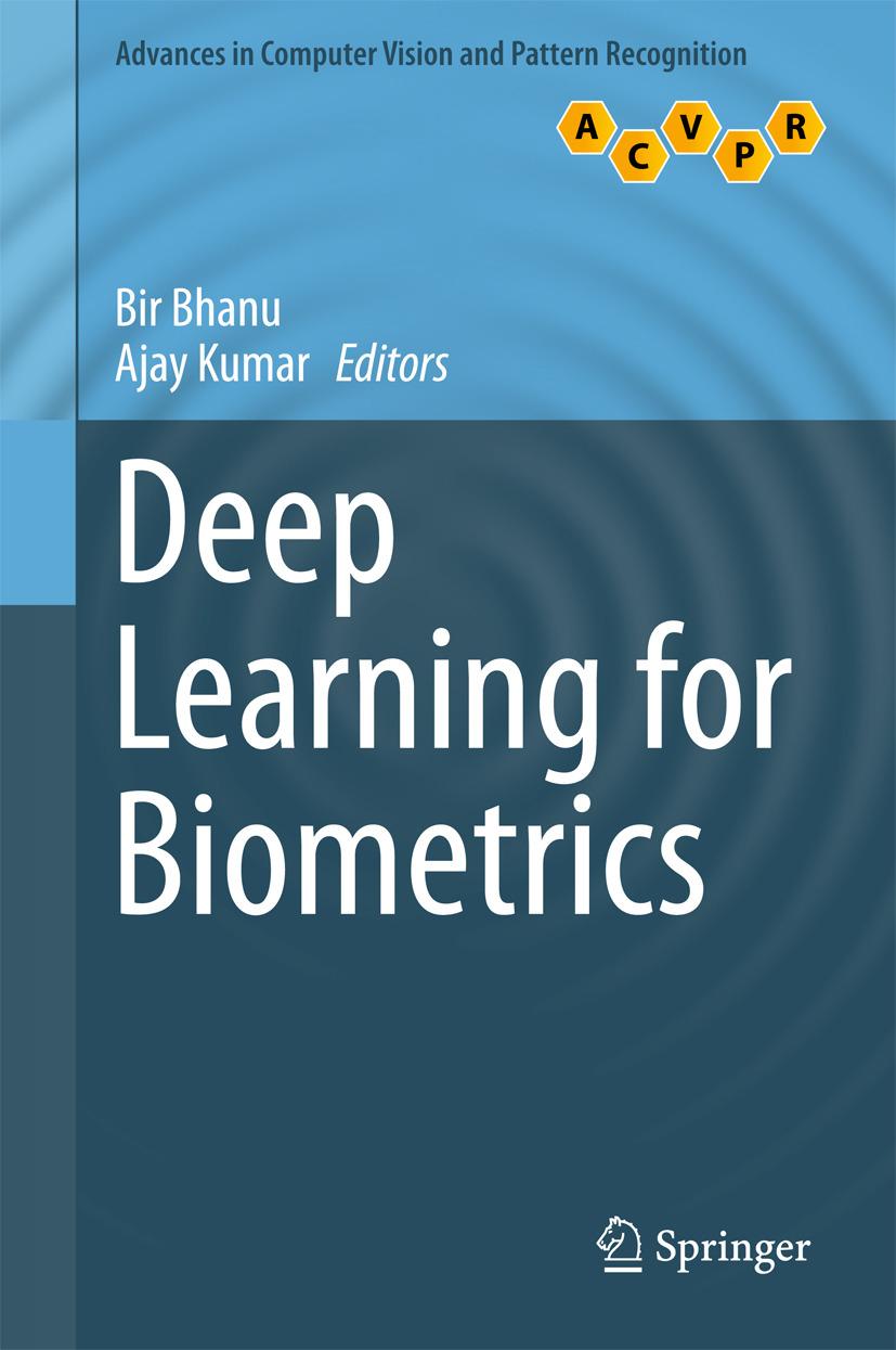 Bhanu, Bir - Deep Learning for Biometrics, ebook
