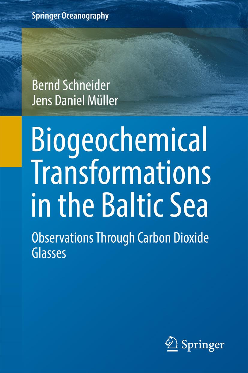 Müller, Jens Daniel - Biogeochemical Transformations in the Baltic Sea, e-kirja