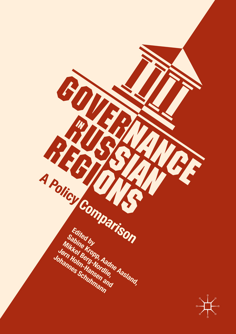 Aasland, Aadne - Governance in Russian Regions, ebook