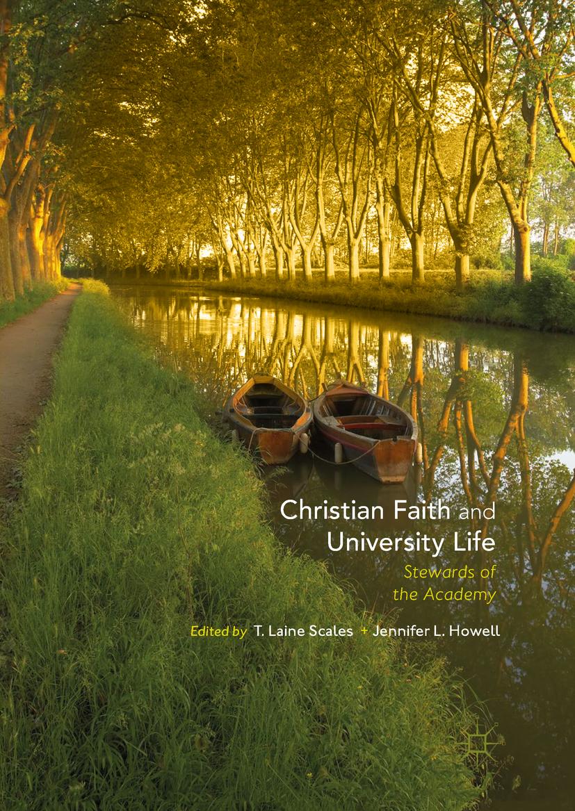 Howell, Jennifer L. - Christian Faith and University Life, ebook
