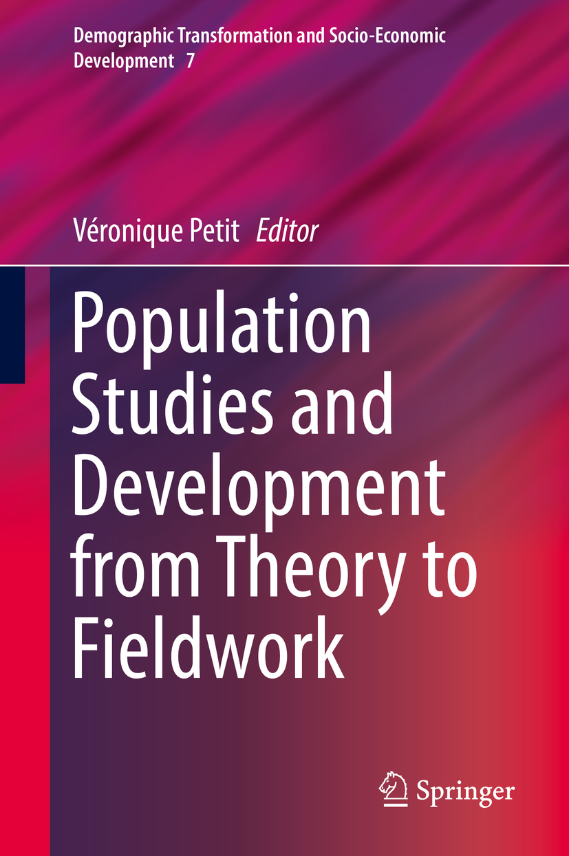 Petit, Véronique - Population Studies and Development from Theory to Fieldwork, ebook