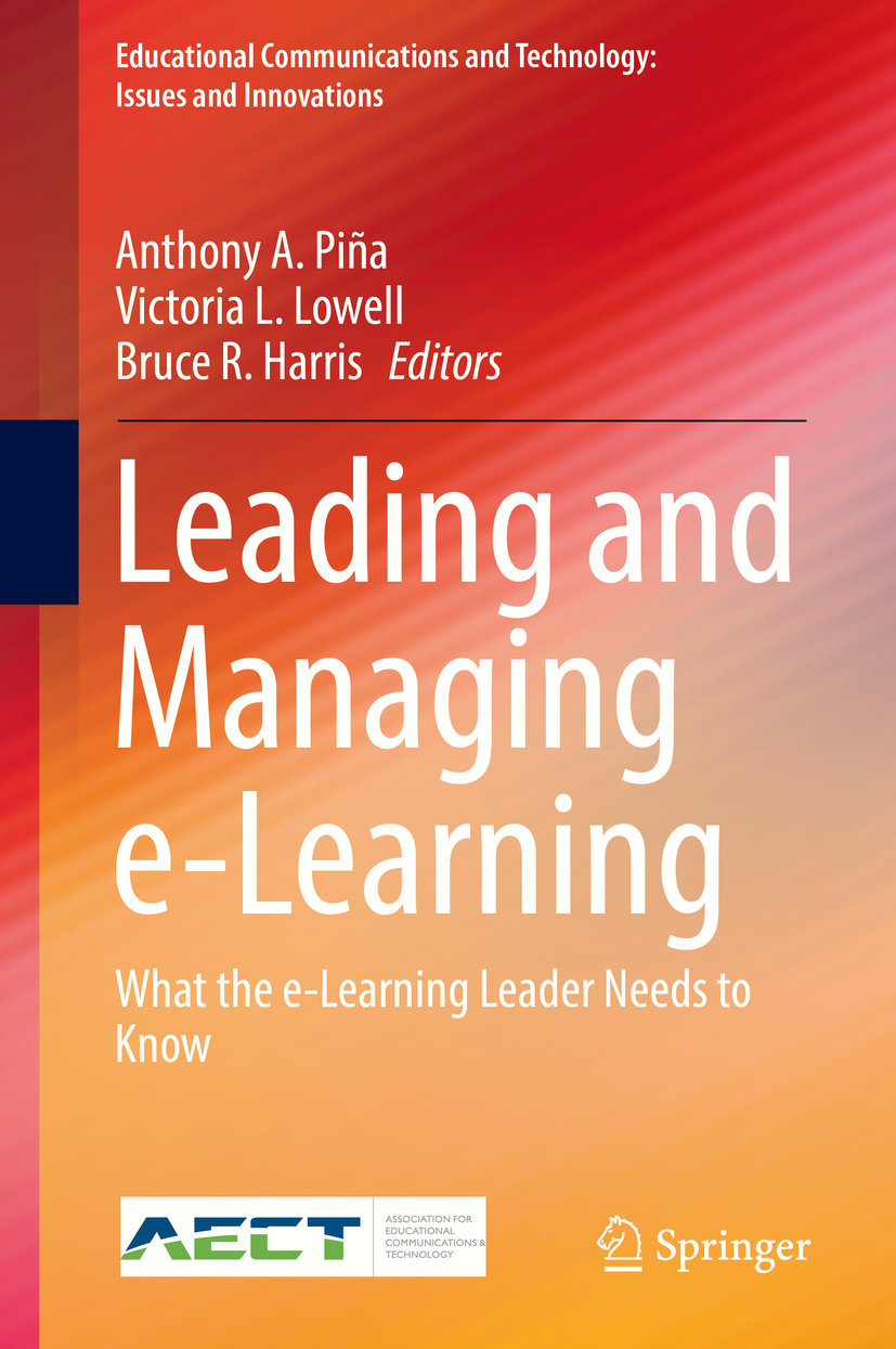 Harris, Bruce R. - Leading and Managing e-Learning, ebook