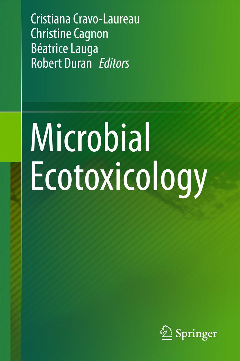Cagnon, Christine - Microbial Ecotoxicology, ebook