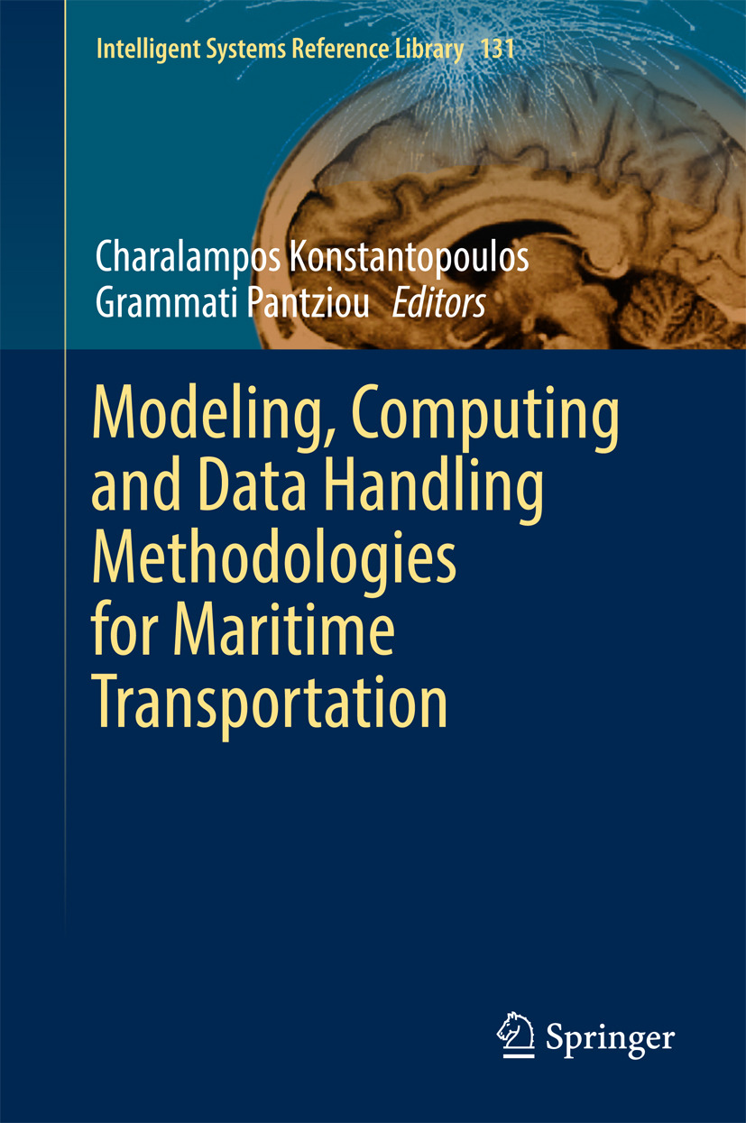 Konstantopoulos, Charalampos - Modeling, Computing and Data Handling Methodologies for Maritime Transportation, ebook