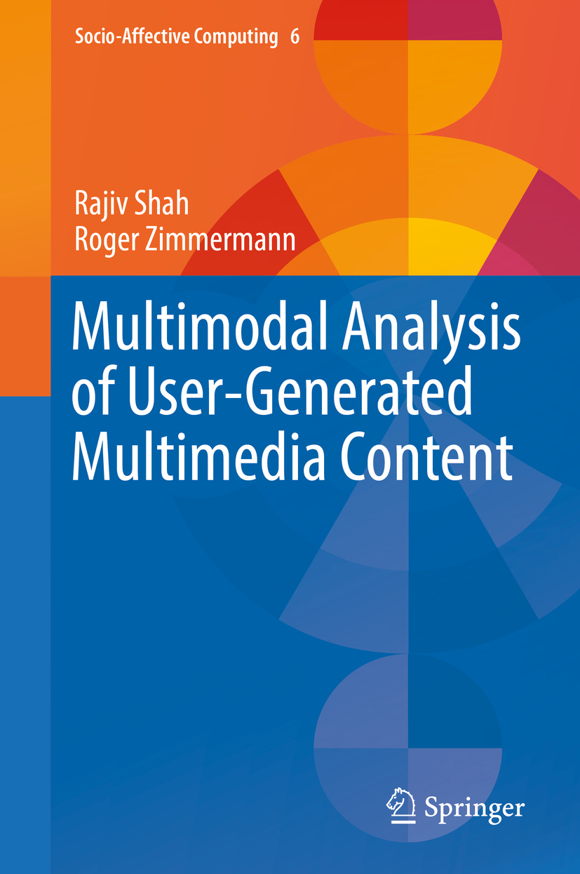 Shah, Rajiv - Multimodal Analysis of User-Generated Multimedia Content, ebook