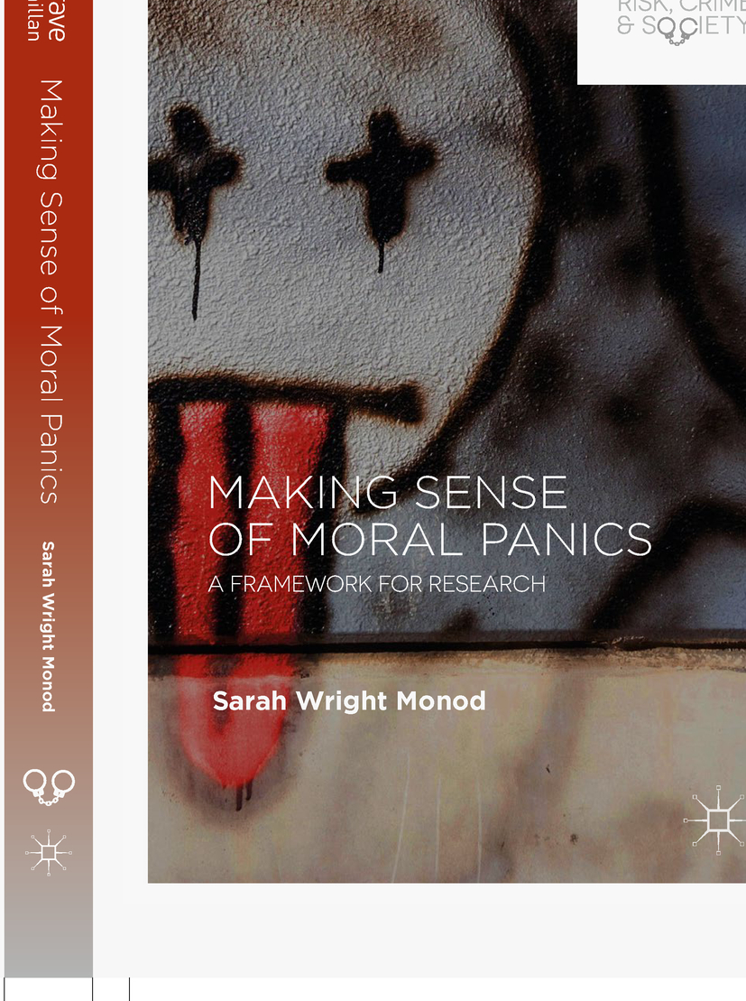 Monod, Sarah Wright - Making Sense of Moral Panics, ebook