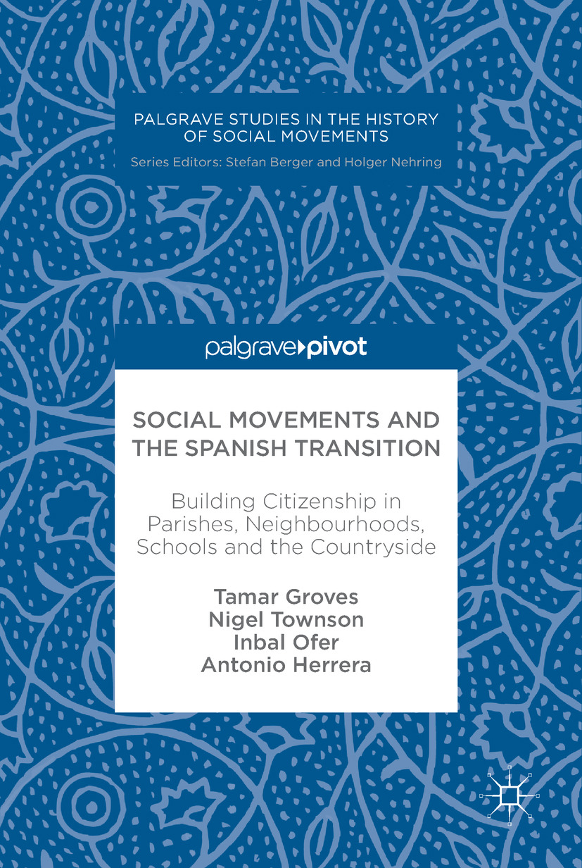 Groves, Tamar - Social Movements and the Spanish Transition, ebook